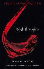 Portada del libro Lestat el vampiro. Crónicas vampíricas II