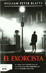 Portada del libro El exorcista