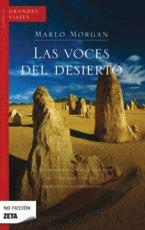 Portada del libro Las voces del desierto