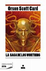 Portada del libro La saga de los Worthing