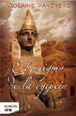 Portada del libro EL ENIGMA DE LA EGIPCIA