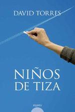 Portada del libro Niños de tiza Premio Tigre Juan 2008