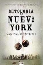 Portada del libro Mitologia de Nueva York