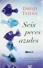 Portada del libro Seis peces azules