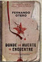 Portada del libro Donde la muerte te encuentre