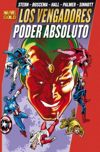 Portada del libro Los Poderosos Vengadores 6: Poder absoluto