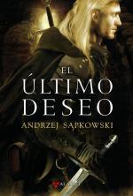 Portada del libro El último deseo (Geralt de Rivia 1)