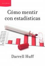Portada del libro Cómo mentir con estadísticas