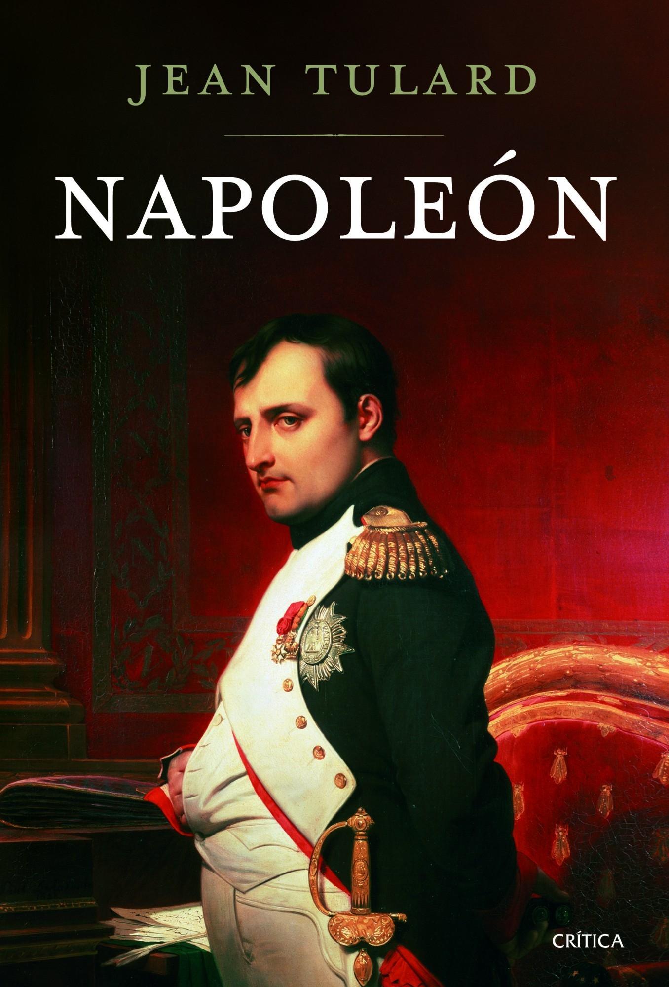 Portada del libro Napoleón