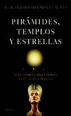 Portada del libro Pirámides, templos y estrellas