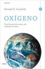 Portada del libro Oxígeno