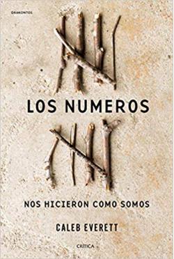 Portada del libro Los números nos hicieron como somos