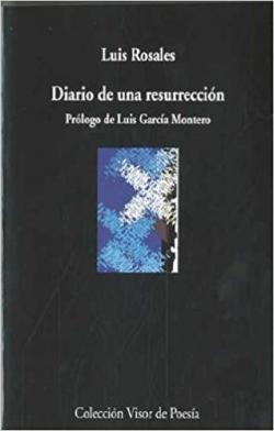 Portada del libro Diario de una resurrección