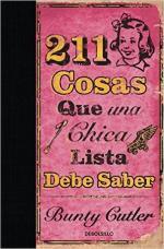 Portada del libro 211 cosas que una chica lista debe saber