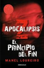 Portada del libro Apocalipsis Z. El principio del fin
