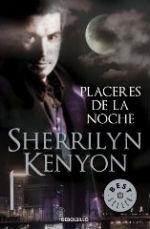 Portada del libro Placeres de la noche (Cazadores Oscuros 2)
