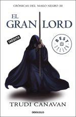 Portada del libro El gran lord (Crónicas del mago negro 3)