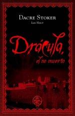 Portada del libro Drácula el no muerto