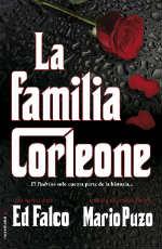 Portada del libro La familia Corleone