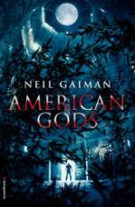 Portada del libro American Gods