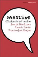 Portada del libro Diccionario del insulto