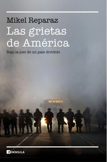 Portada del libro Las grietas de América