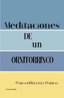 Portada del libro Meditaciones de un ornitorrinco