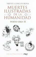 Portada del libro Polvo eres II: Muertes ilustradas de la humanidad