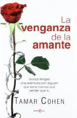 Portada del libro La venganza de la amante
