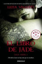 Portada del libro El libro de Jade. Saga Vanir I
