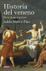Portada del libro Historia del veneno
