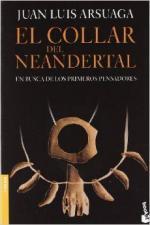 Portada del libro El collar del neandertal