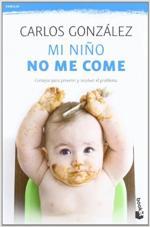 Portada del libro Mi niño no me come