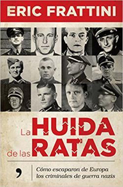 Portada del libro La huida de las ratas