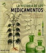 Portada del libro La historia de los medicamentos