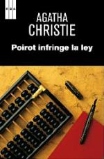 Portada del libro Poirot infringe la ley