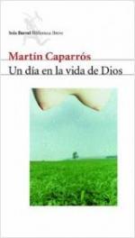 Portada del libro Un día en la vida de Dios