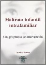 Portada del libro Maltrato infantil intrafamiliar