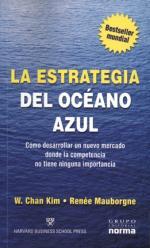 Portada del libro La estrategia del océano azul