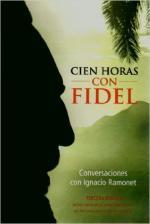 Portada del libro Cien Horas con Fidel