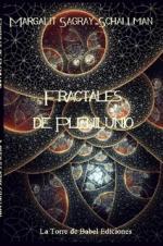 Portada del libro Fractales de Plenilunio