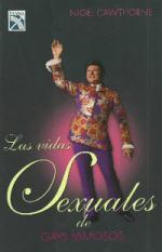 Portada del libro Las vidas sexuales de gays famosos