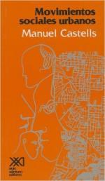 Portada del libro Movimientos sociales urbanos