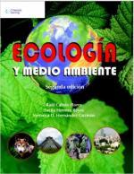 Portada del libro Ecología y medio ambiente