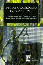 Portada del libro Derecho ecológico internacional