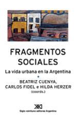 Portada del libro Fragmentos sociales