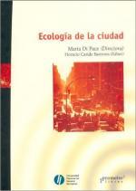 Portada del libro Ecología de la ciudad