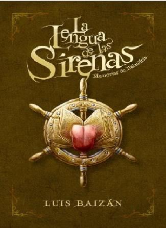 Portada del libro La Lengua de las Sirenas