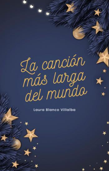 Portada del libro La canción más larga del mundo: Un cuento de Navidad