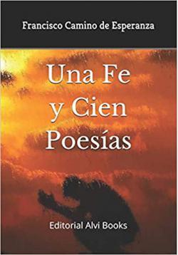 Portada del libro Una fe y cien poesias